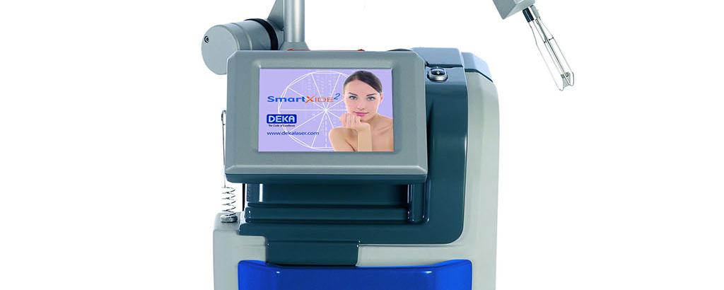 Laser CO2 – Deka SmartXide DOT 2 RF Medycyna Estetyczna Poznań Biogenica