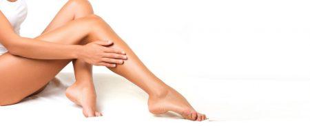 Laserowe usuwanie owłosienia z nóg