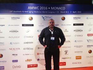 Dr Łuksza - XIV Międzynariodowy Kongres Medycyny Estetycznej i Anti-Aging, Monte Carlo 2016