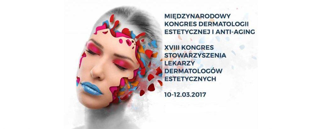 Międzynarodowy kongres dermatologii estetycznej Anti-Aging