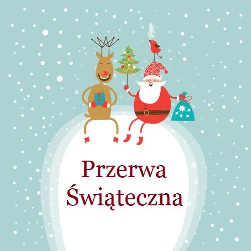 Kartka świąteczna świąt Bożego narodzenia